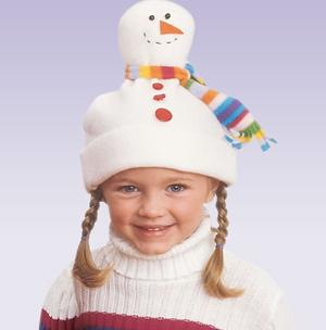 Одежда для всех: Выкройки шапок